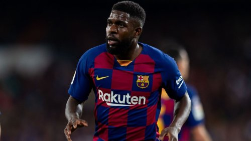 Transfer Talk: Zenit face competition for Umtiti from Liverpool, Man Utd