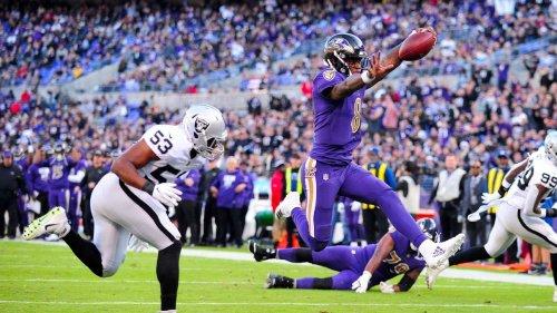 Raiders vs. Ravens Kicks Off Monday Night Football: A Look at All the MNF Matchups