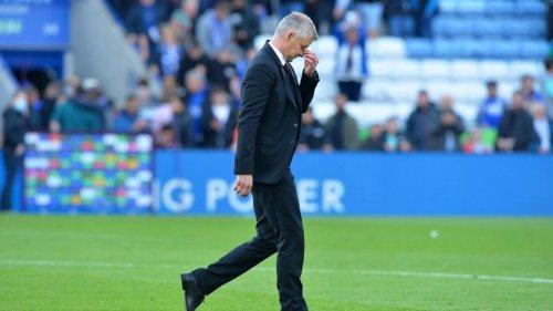 Under-pressure Ole: Man United must do better
