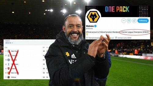 Super League backlash: Wolves declare themselves 2018-19 champions
