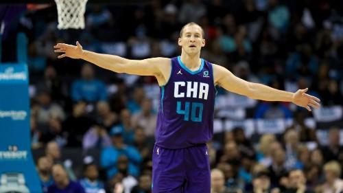 Charlotte Hornets center Cody Zeller set to return after recovering from broken bone in hand