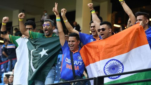 'At the India-Pakistan clash, the behind-closed-doors start of the 2021 season felt miles away'