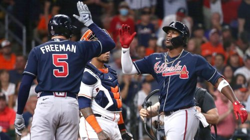 MLB World Series 2021 -- Braves turn on power, Charlie Morton breaks his leg and other big moments in Game 1 win over Astros
