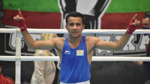 Deepak Bhoria is ready to be the next big star of Indian boxing