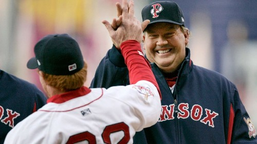 Ron Johnson, former Boston Red Sox first base coach and minor league manager, dies at 64