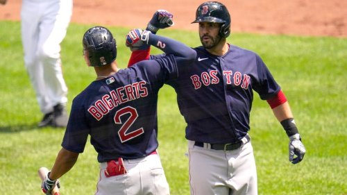 Red-hot J.D. Martinez 'on a mission to prove people wrong'