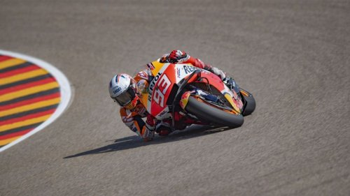 Marc Marquez back to winning ways in Germany