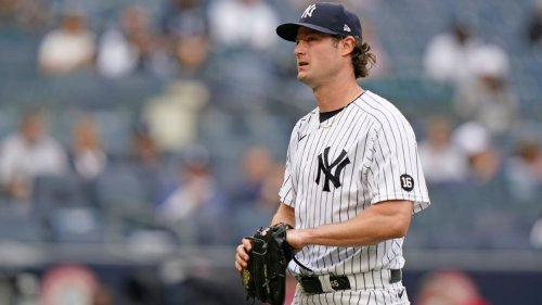New York Yankees' Gerrit Cole on whether he ever used Spider Tack while pitching: 'I don't quite know how to answer that'