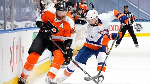 2020 NHL Playoffs Today: Philadelphia Flyers, New York Islanders set for Game 7
