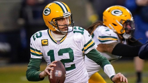 Rodgers says his 'future is a beautiful mystery'