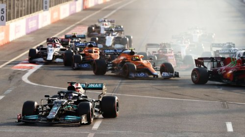 Who lost out more in Baku - Hamilton or Verstappen?