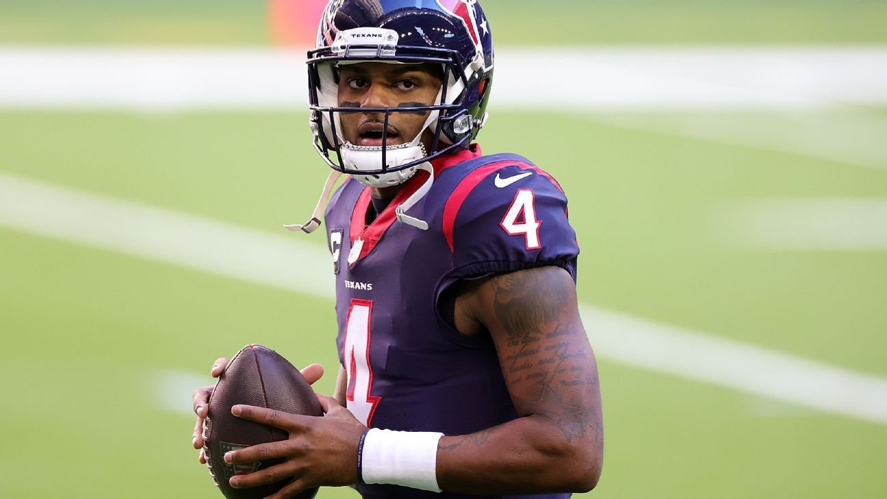 NFL says no restrictions on Deshaun Watson at Houston Texans camp while investigation ongoing