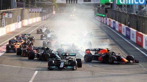 Hamilton, Wolff 'destroyed' by Azerbaijan GP drama