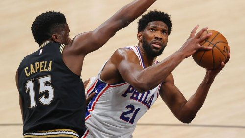 Philadelphia 76ers' Joel Embiid frustrated with officiating after win, wants it 'called both ways'