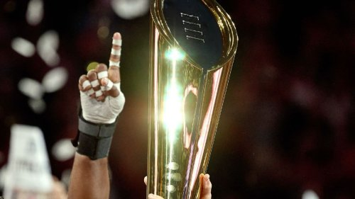 College Football Playoff's 12-team model goes before top decision-makers next week