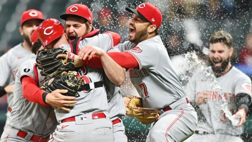 Cincinnati Reds' Wade Miley confounds Cleveland Indians for 2021's 4th no-hitter