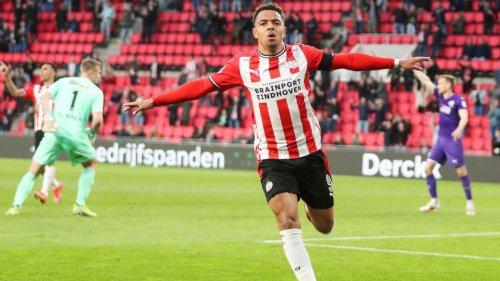 BVB sign Malen as Sancho replacement