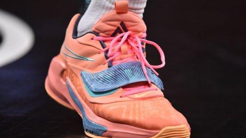 P.J. Tucker debuted Giannis Antetokounmpo's new Nikes before Giannis did