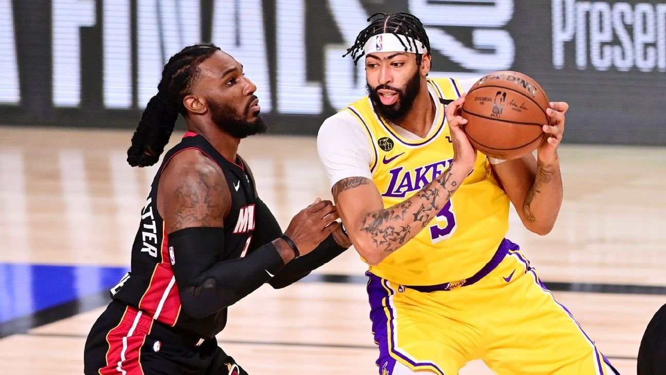 NBA Finals: Everything we learned about the Lakers-Heat Finals in Game 1