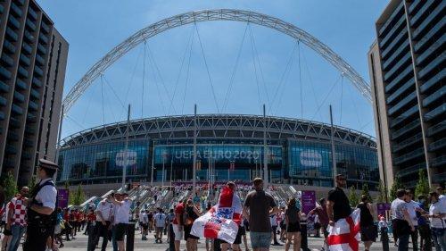 UEFA says no plan to take Euro 2020 semis, final away from Wembley