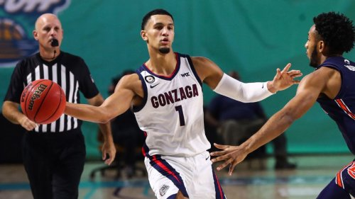 Gonzaga Bulldogs, Baylor Bears remain atop AP men's college basketball Top 25; top 5 unchanged