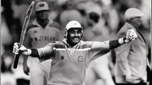 Javed Miandad on Sharjah 1986: 'To describe it is impossible. This was a gift from God'