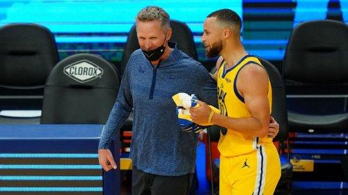 Kerr: Curry, Green 'can't wait' for tourney to tip