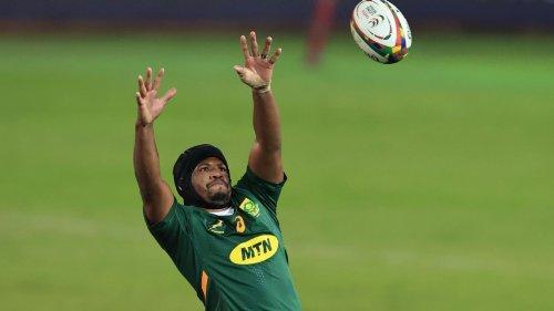 Springboks bring in Marvin Orie and Trevor Nyakane, Lood de Jager sidelined