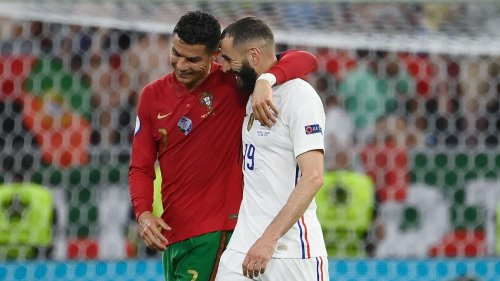 Ronaldo rewrites history as Portugal join France in Euro 2020 last 16 on the night Benzema retakes centre stage for Les Bleus