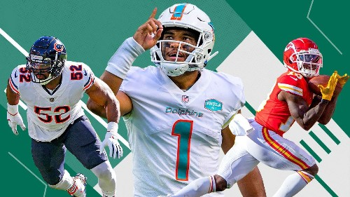 NFL Power Rankings Week 10: 1-32 poll, plus new expectations for every team