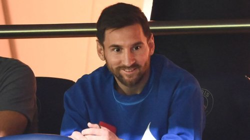 Messi watches on as PSG beat Montepellier ahead of Manchester City clash