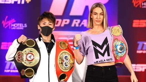 Ringside Seat: Naoya Inoue, Mikaela Mayer, Jermall Charlo to defend titles; Anderson Silva tries boxing ... again