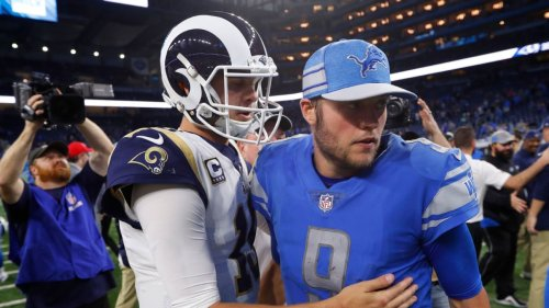Detroit Lions dealing Matthew Stafford to Los Angeles Rams for Jared Goff, picks, sources say