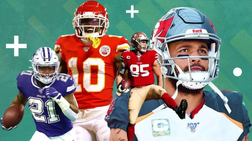 Ranking offensive weapons for all 32 NFL teams in 2020: Barnwell picks the best and worst