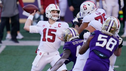 Washington's QB options after Round 1 of draft: Upside, experience and a wild card