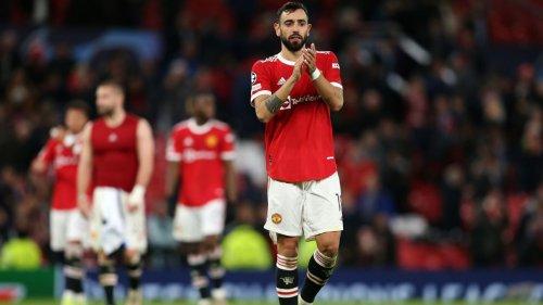 Man United boss Ole Gunnar Solskjaer: Bruno Fernandes a doubt for Liverpool clash