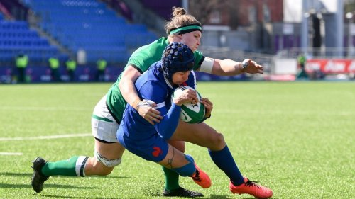 France thrash Ireland to set up 6N final vs. England