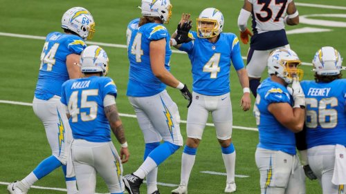 The Los Angeles Chargers made all of their 2021 opponents into Pop-Tarts