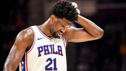 NBA playoffs: The Philadelphia 76ers' process ended with another disappointing result