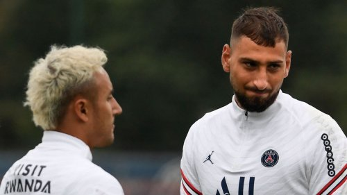 Transfer Talk: PSG's Donnarumma eyes Juventus amid Navas drama