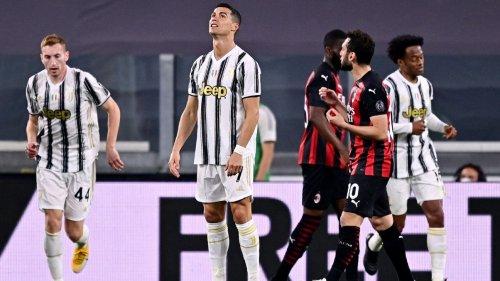 Juventus vs. AC Milan - Football Match Report - May 9, 2021 - ESPN