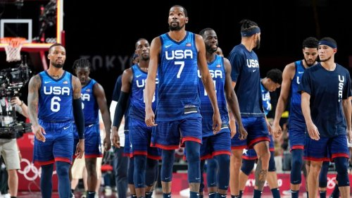 Team USA falls to France at Tokyo Games for first Olympic men's basketball loss since 2004