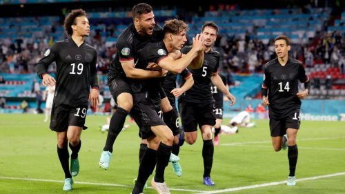 Euro 2020: Can Germany ride their luck against England? Don't bet on it.