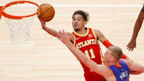 Ten NBA things I like and don't like, including the weirdness of Trae Young