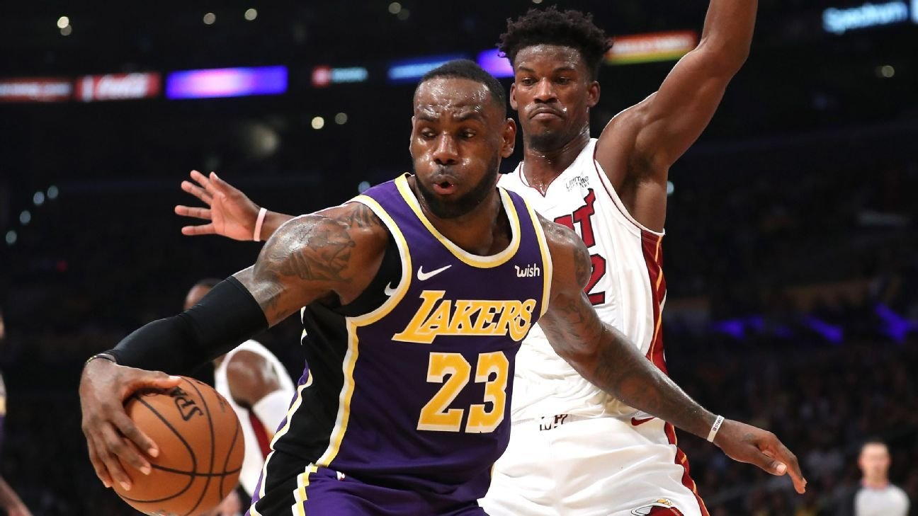 NBA Finals: Predicting who wins Lakers-Heat, and why