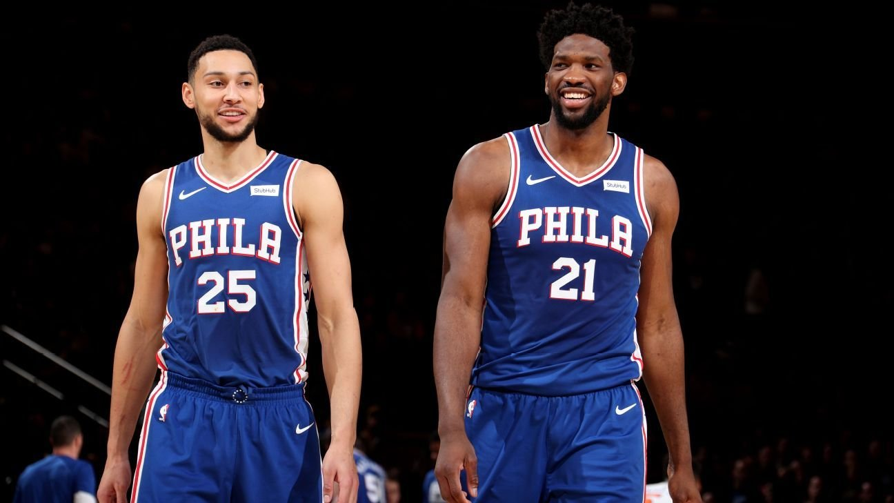 Sixers GM Elton Brand eyes changes, but 'not looking to trade' Ben Simmons or Joel Embiid
