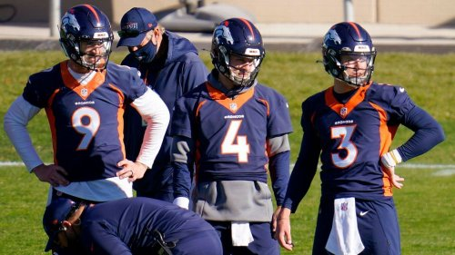 All Denver Broncos QBs ineligible vs. New Orleans Saints because of coronavirus