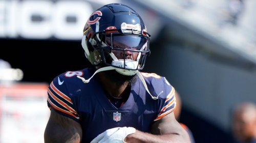 Chicago Bears RB Damien Williams on COVID-19 list; status for Sunday's game vs. Green Bay Packers in doubt