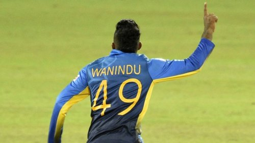 Hasaranga jumps to second spot among T20I bowlers, Hazlewood second in ODIs