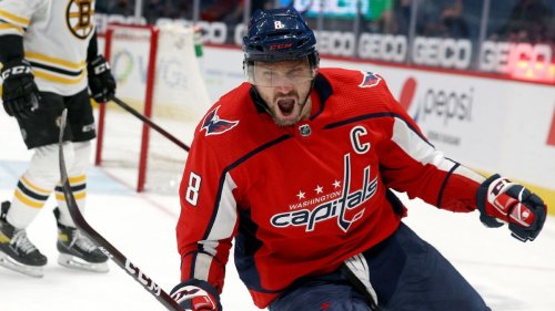 Alex Ovechkin the latest NHL superstar to launch an NFT